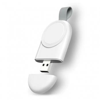 Compacte magnetische USB oplader voor Apple Watch