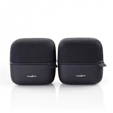 Nedis True Wireless Stereo Bluetooth speaker set 15W