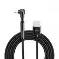 Mcdodo nylon haakse Lightning kabel met standaard 1,2 meter