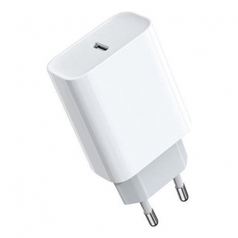 18W USB-C adapter voor iPhone en iPad
